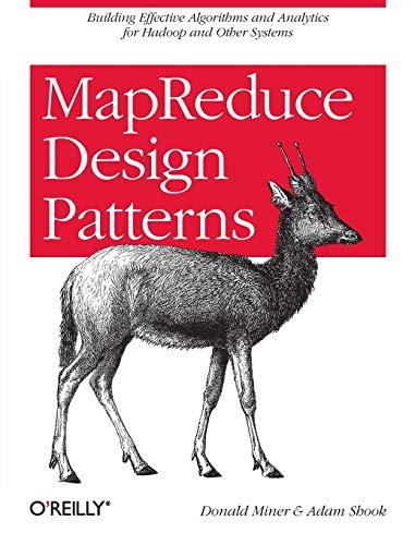 MapReduce Design Patterns By Donald Miner
