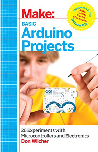 Make Basic Arduino Projects 26 Experiments with ...