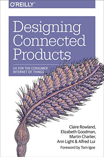 Designing Connected Products By Claire Rowland