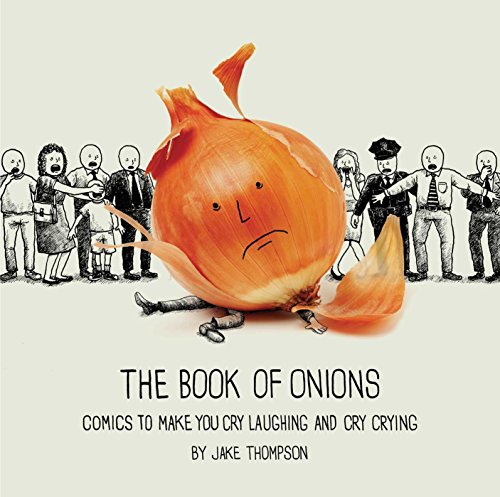 The Book of Onions By Jake Thompson
