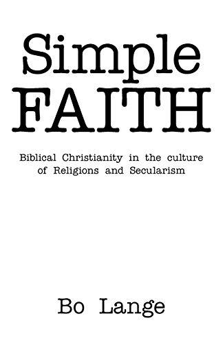 Simple Faith By Bo Lange
