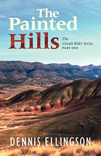 The Painted Hills By Dennis Ellingson