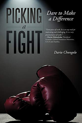 Picking A Fight By Dario Chongolo