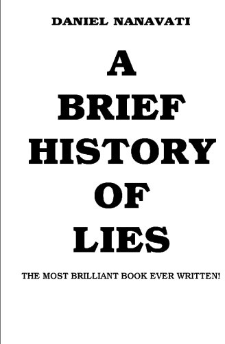 A Brief History Of Lies By Calvin Innes
