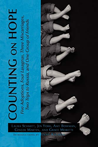 Counting on Hope By Lsi