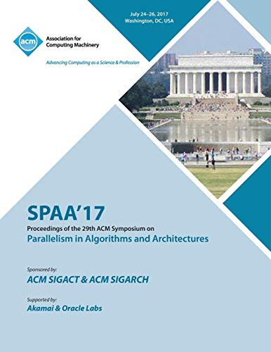 Spaa '17 By Spaa '17 Conference Committee