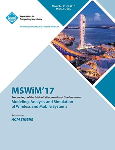 MSWiM '17 By Mswim '17 Conference Committee