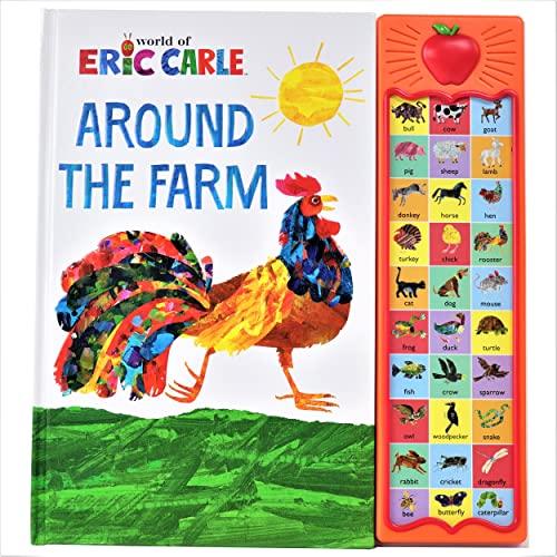 Eric Carle - Around the Farm von Eric Carle