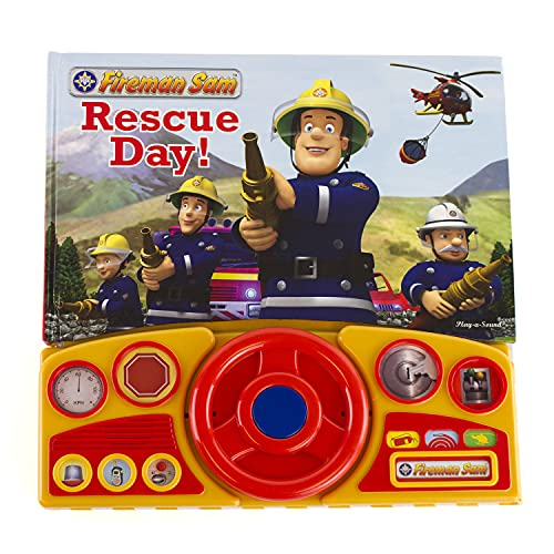 Rescue Day! By Publications International