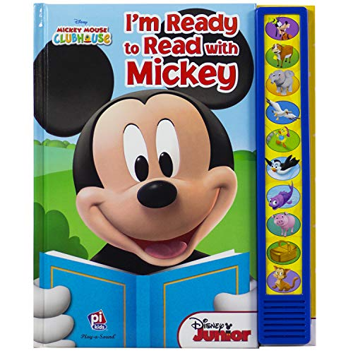 I'm Ready to Read with Mickey By Jennifer H. Keast
