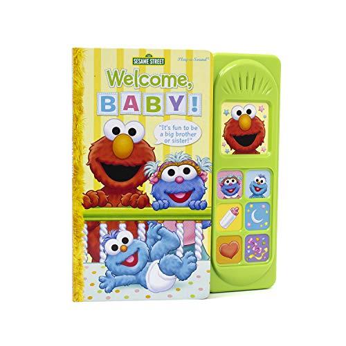 Sesame Street: Welcome, Baby!
