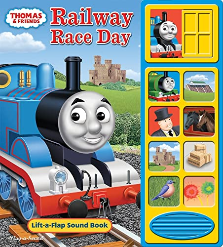 Thomas the Tank Engine - Railway Race Day by