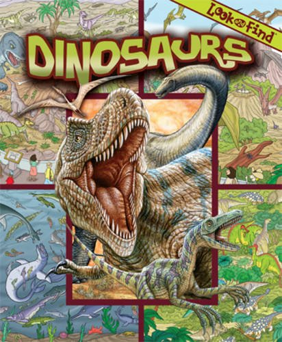 Dinosaurs By Art Mawhinney