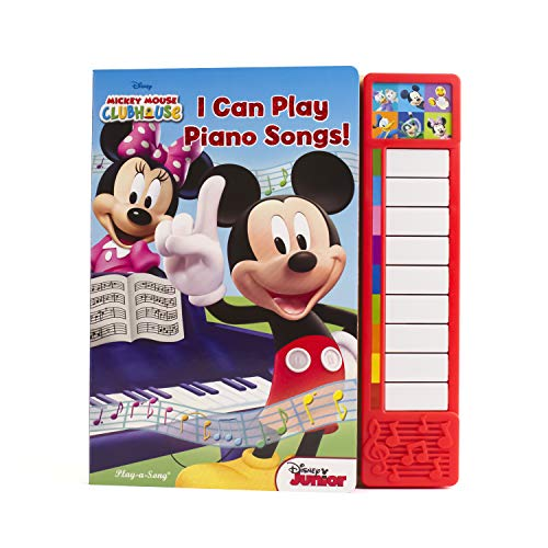 Mickey Mouse Clubhouse - I Can Play Piano By Other primary creator PI Kids