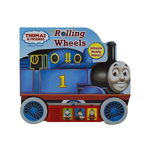Thomas the Tank Engine - Rolling Wheels by