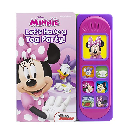 Minnie Mouse Let's Have a Tea Party By Other primary creator PI Kids