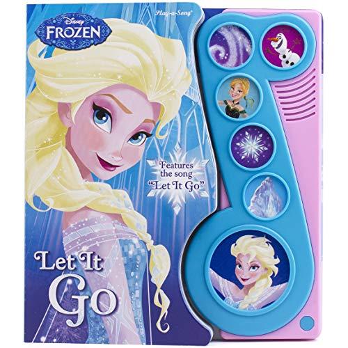Disney Frozen Little Music Note By Disney