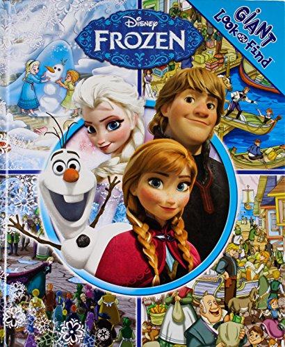 Disney? Frozen : Giant Look and Find(tm) By Phoenix International Publications