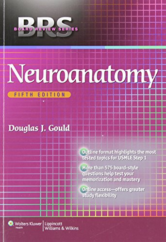 BRS Neuroanatomy (Board Review Series) By Douglas J. Gould