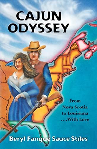 Cajun Odyssey By Beryl Fangue Sauce Stiles