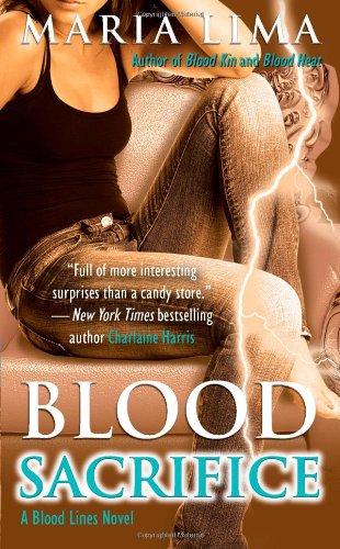 Blood Sacrifice By Maria Lima