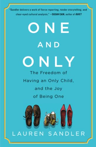 One and Only By Lauren Sandler