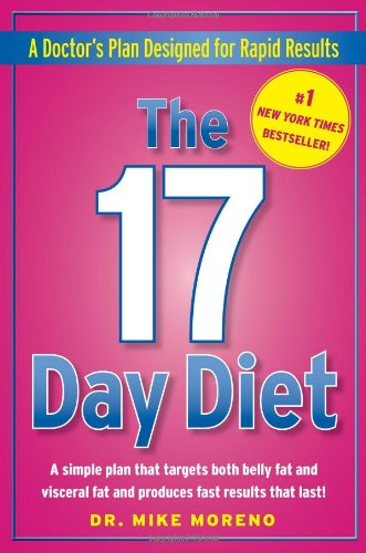 The 17 Day Diet By Dr Mike Moreno