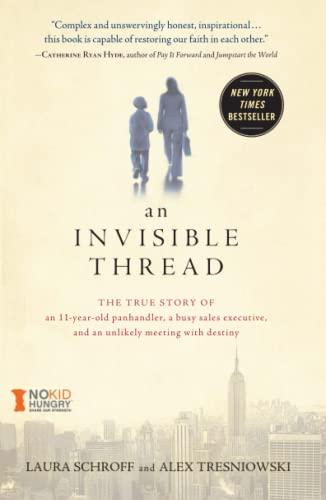 An Invisible Thread von Laura Schroff