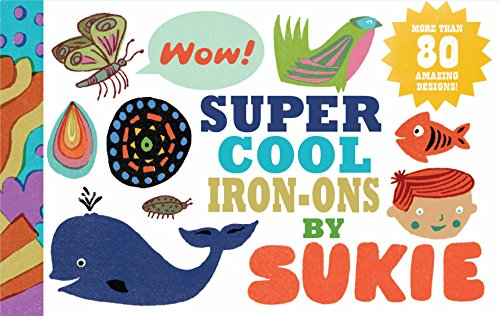 Super-cool Iron-ons by Sukie By Darrell Gibbs