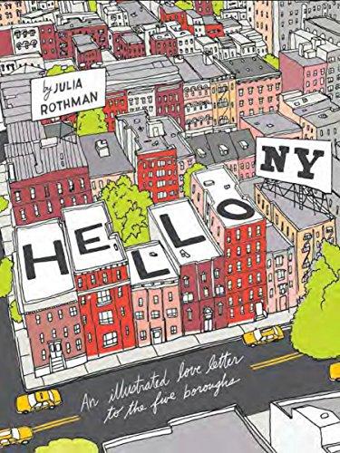 Hello, New York By Julia Rothman