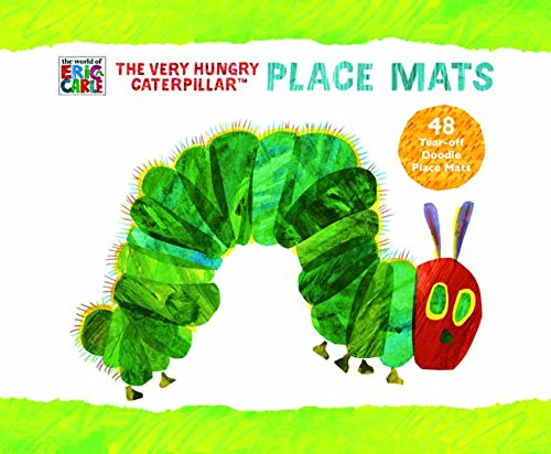 The World of Eric Carle the Very Hungry Caterpillar Place Mats von Eric Carle