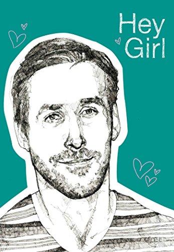 Hey Girl Flexi Journal By Chronicle Books