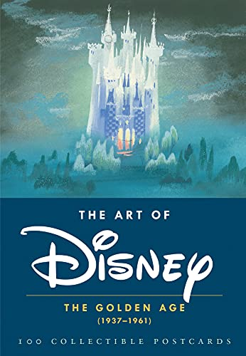 Art of Disney : The Golden Age (1928-1961) by Disney