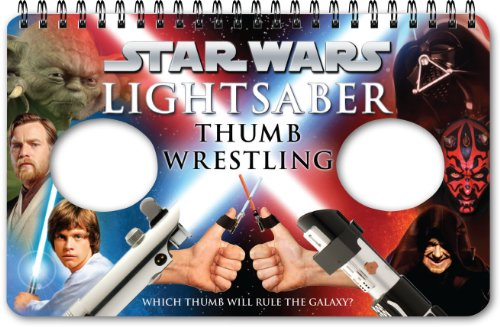 Star Wars Lightsaber Thumb Wrestling Other Becker & Mayer