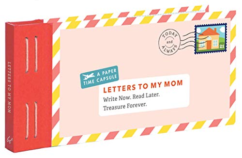 Letters to My Mom By Lea Redmond