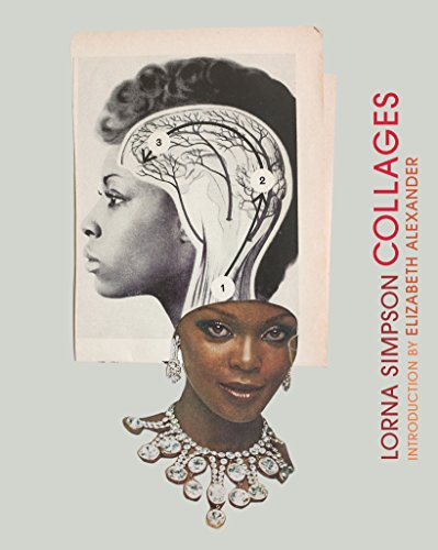 Lorna Simpson Collages By Lorna Simpson