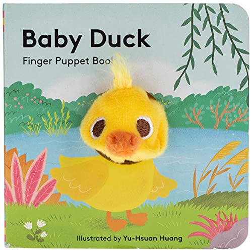 Baby Duck: Finger Puppet Book By Yu-Hsuan Huang