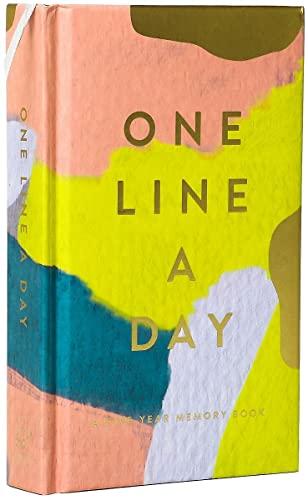 Modern One Line a Day By Moglea