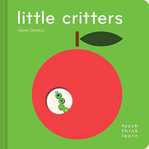 TouchThinkLearn: Little Critters By Xavier Deneux