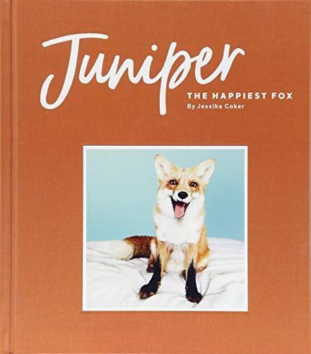Juniper: The Happiest Fox By By (photographer) Jessika Coker