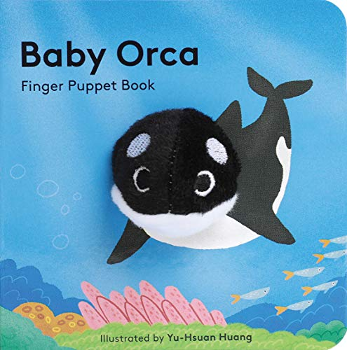 Baby Orca: Finger Puppet Book By Yu-Hsuan Huang