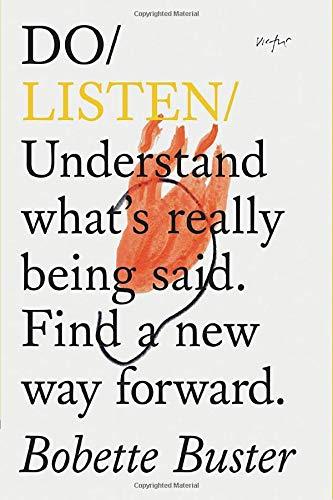 Do Listen By Bobette Buster