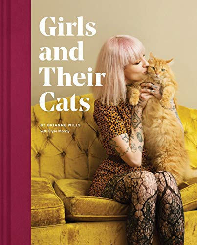 Girls and Their Cats By By (photographer) Brianne Wills