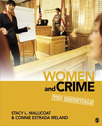 Women and Crime By Stacy L. Mallicoat