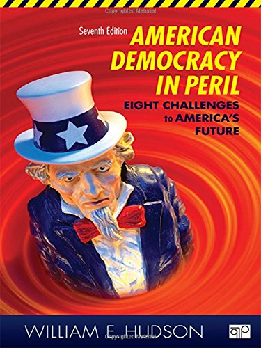 American Democracy in Peril By William E. Hudson