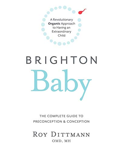 Brighton Baby a Revolutionary Organic Approach to Having an Extraordinary Child By Roy Dittmann Omd Mh