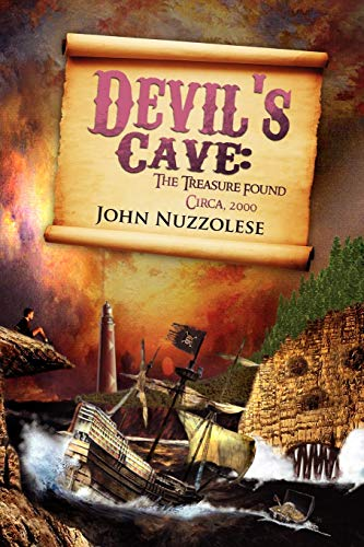 Devil's Cave By Nuzzolese John Nuzzolese