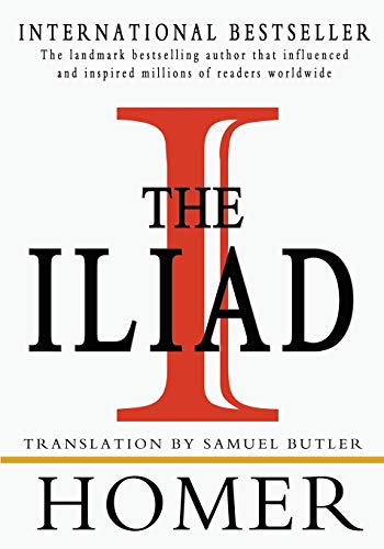 The Iliad By Samuel Butler
