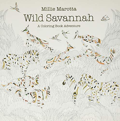 Wild Savannah By Millie Marotta