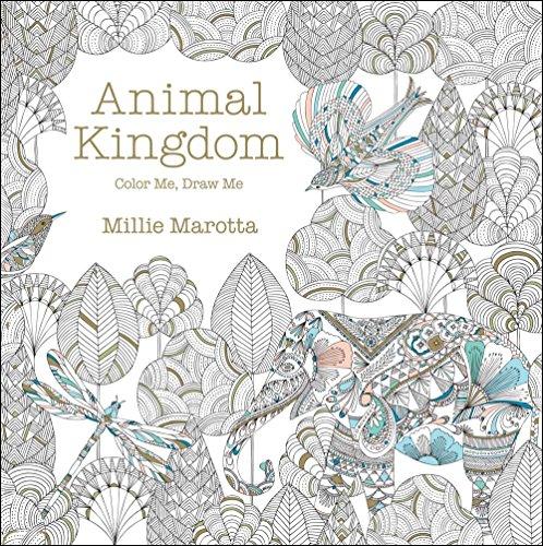 Animal Kingdom By Millie Marotta